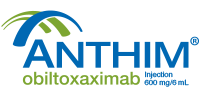 Anthim® obiltoxaximab Injection 600mg/6mL